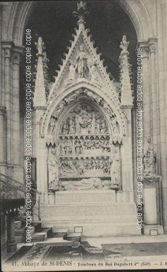 Seine saint denis St Denis