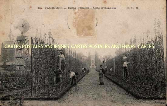 Cartes Postales Anciennes France Seine saint denis  Vaujours
