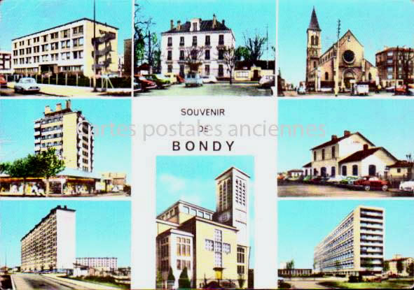 seine saint denis  Bondy