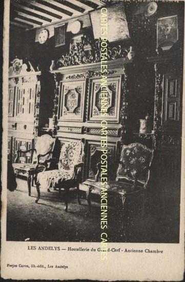 Cartes Postales Anciennes  Les Andelys