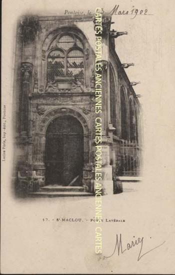 Cartes Postales Anciennes  St Maclou La Briere