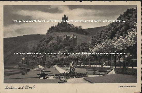 Old postcards germany