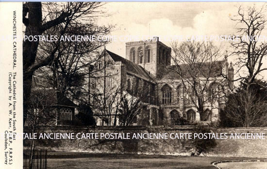 Cartes Postales Anciennes Royaume uni