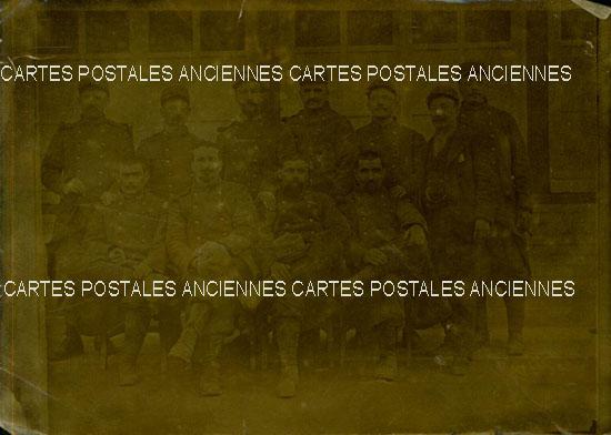 Cartes postales anciennes militaire Guerre