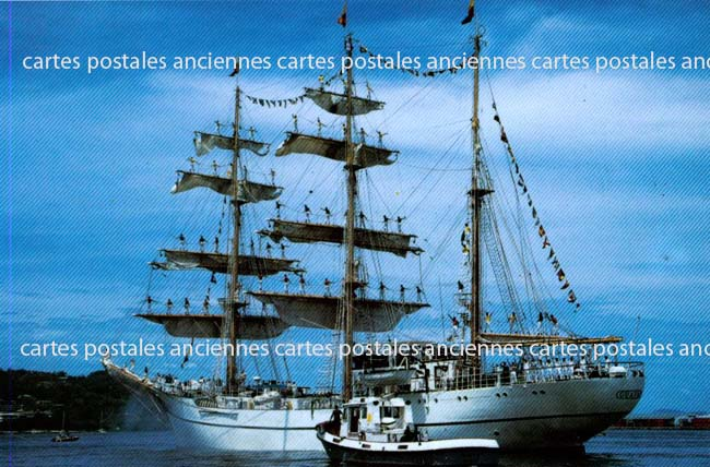 Cartes Postales Anciennes France Bâteau mer Pêcheurs