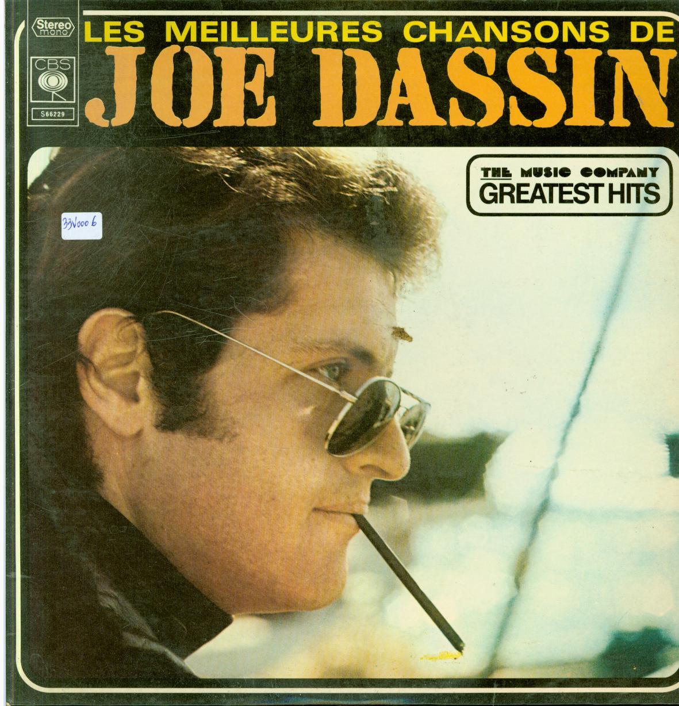 Autres collections Music vinyl record English Joe dassin