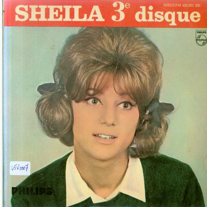 Autres collections  disques vinyle laser cd dvd 45 tours Sheila