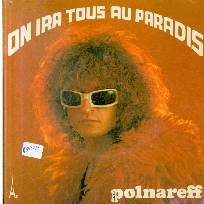 Autres collections Music vinyl record 45 tours Polnareff