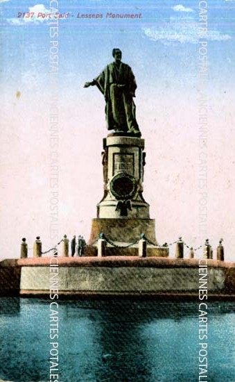 Cartes Postales Anciennes France Monde Egypte