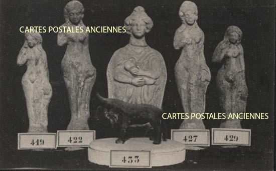 Cartes Postales Anciennes Monument