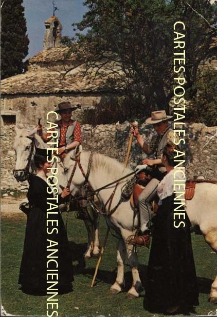 Old postcards tradition Olonne Sur Mer
