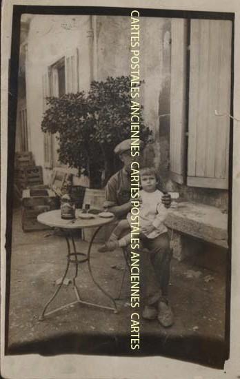 Old photos Hommes enfants