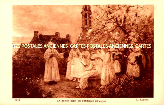 Cartes Postales Anciennes  Dinan