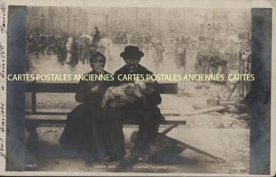 Cartes Postales Anciennes  ardèche  Lalouvesc
