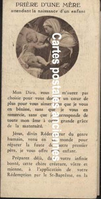 Cartes postales anciennes religion