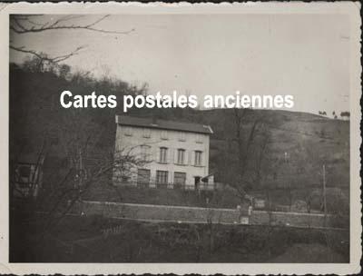 Cartes postales anciennes photos Maison