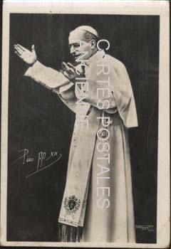 Cartes Postales Anciennes France Religion Pape