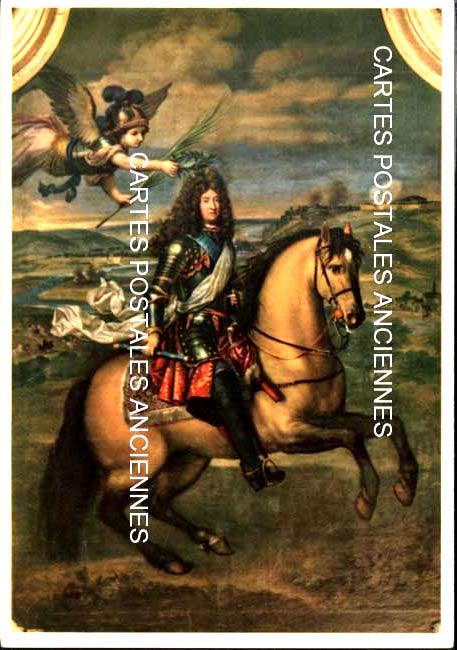 Cartes Postales Anciennes  tableau sculpture  tableau militaire Paris 1er