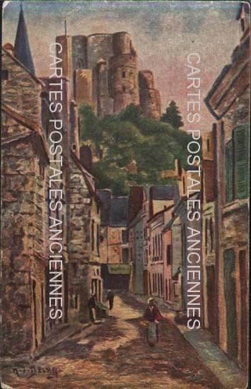Cartes Postales Anciennes  Montrichard