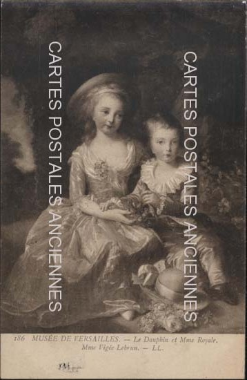 Cartes Postales Anciennes  Versailles