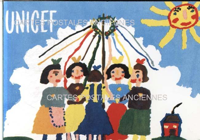 Cartes postales anciennes tableau   sculpture  tableau dessin