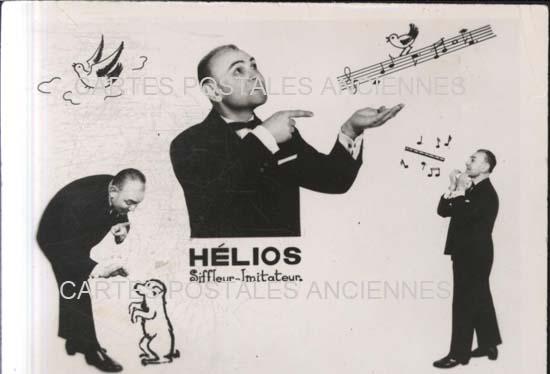 Cartes postales anciennes artiste présentateur Artistes divers Musicien