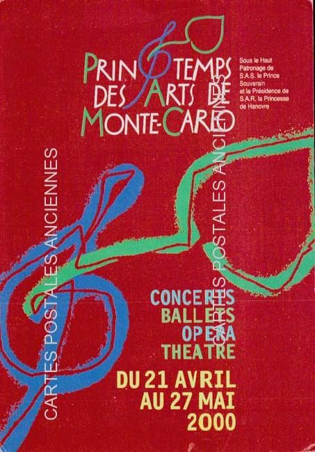 Postcards advertising Musee