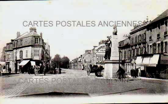 Cartes postales anciennes paysage Paysage villes villages