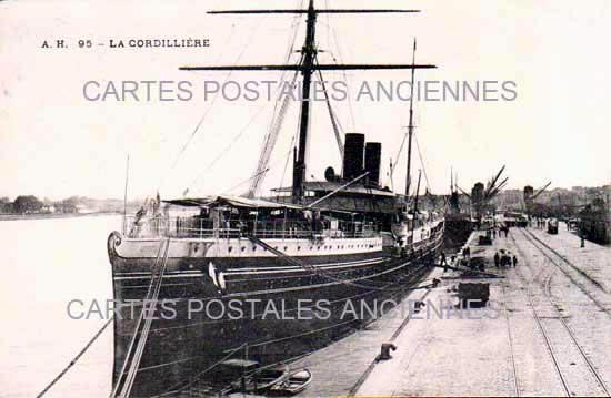 Old postcards boats Old postcards merchant navy