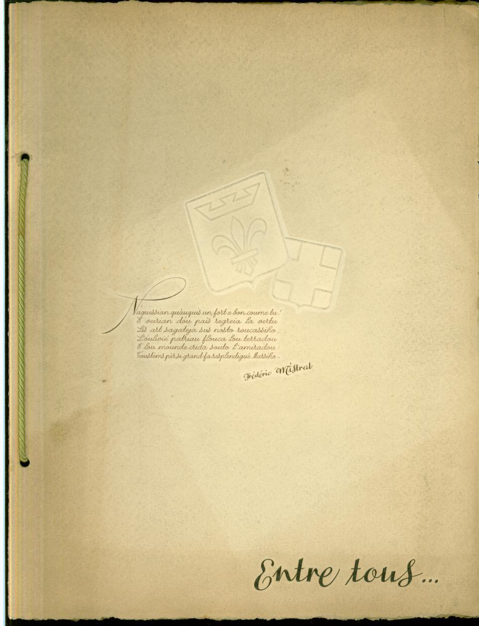 Autres collections  vieux documents  histoire