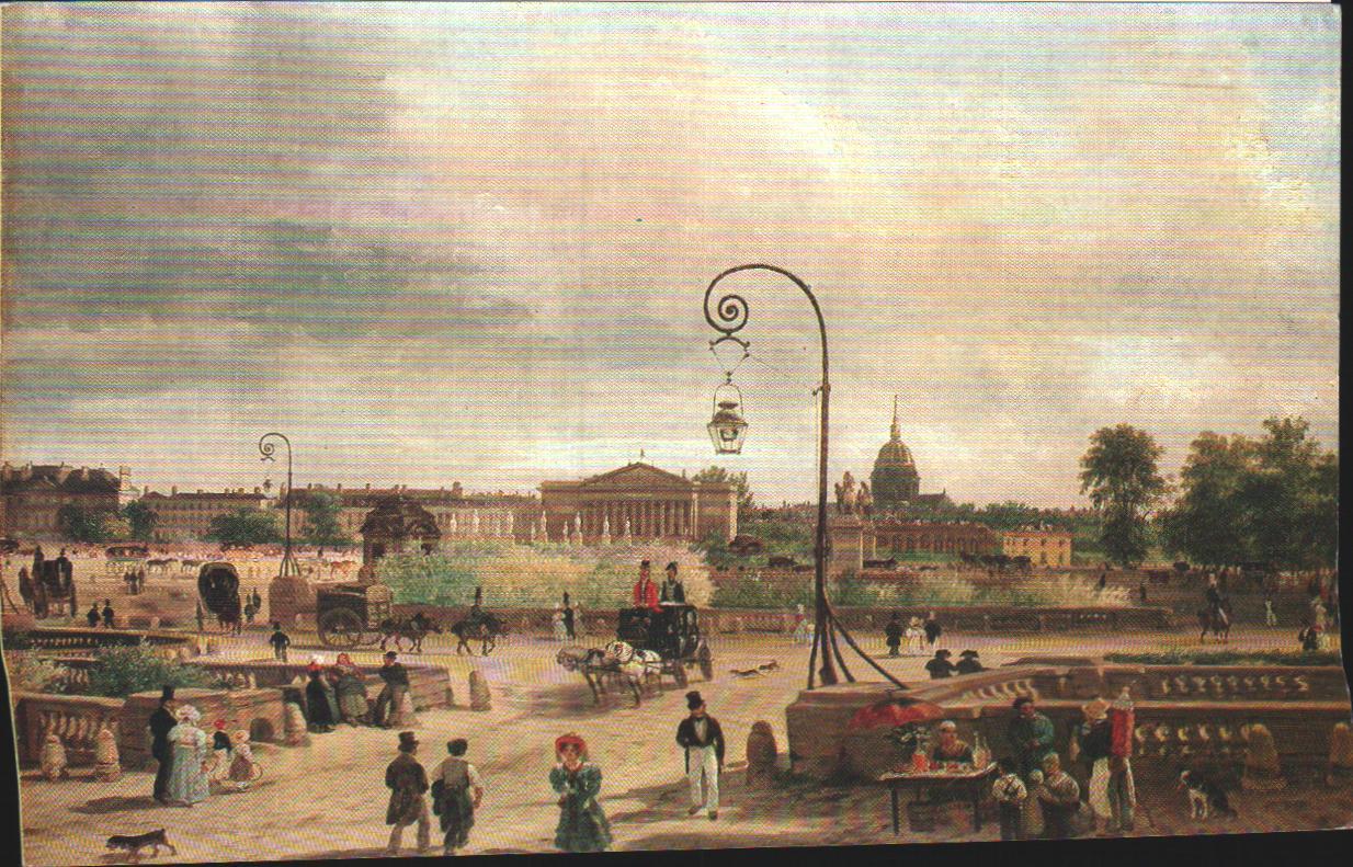 Old postcards fantasy Fantaisie villes villages
