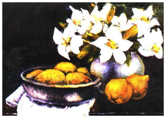 Vintage postcards fantasy Old postcards flowers with vase