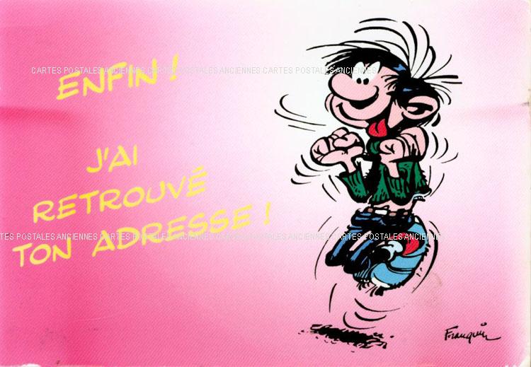 Cartes Postales Anciennes Humour Anniversaire