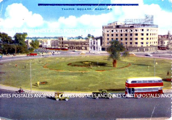 Old Postcards Monde Iraq