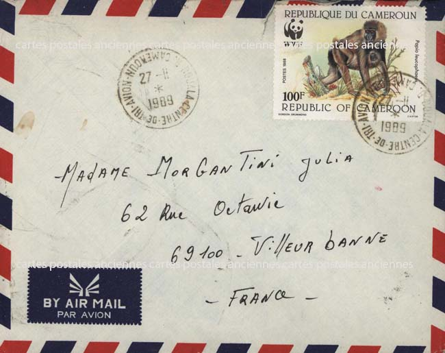Timbres postes Collection stamps france Postage stamps collection English postage stamps Cameroun