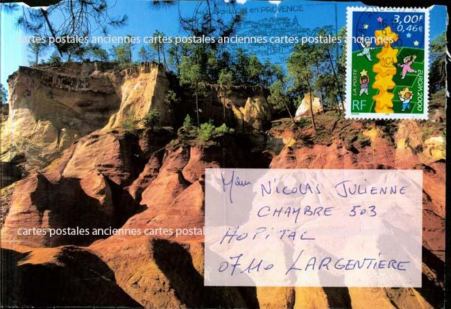 Autres collections  philatélie  timbres France année 2000