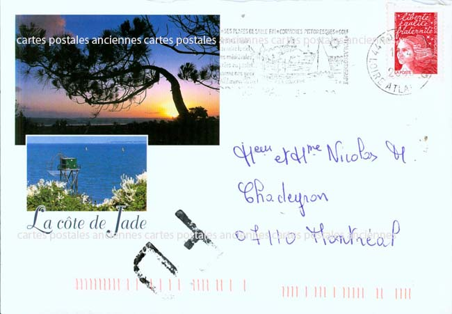 Cartes Postales Anciennes Timbres postaux france France timbres postal France timbres année 2000