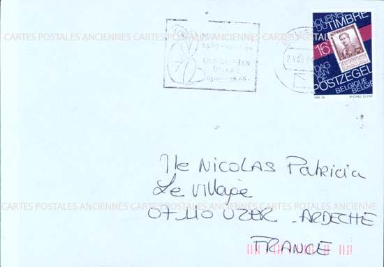 Autres collections  philatélie Stamps postals france Postage stamps collection English postage stamps Post stamps belgium