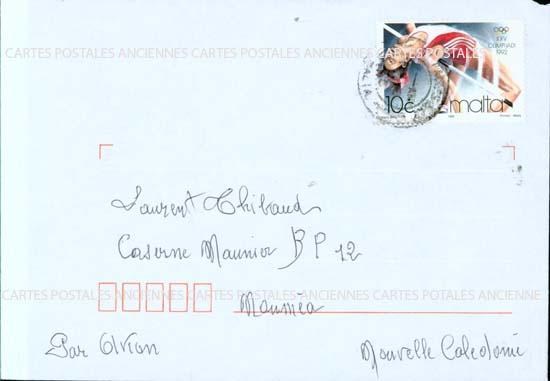 Cartes Postales Anciennes Timbre postaux etranger Timbres malte