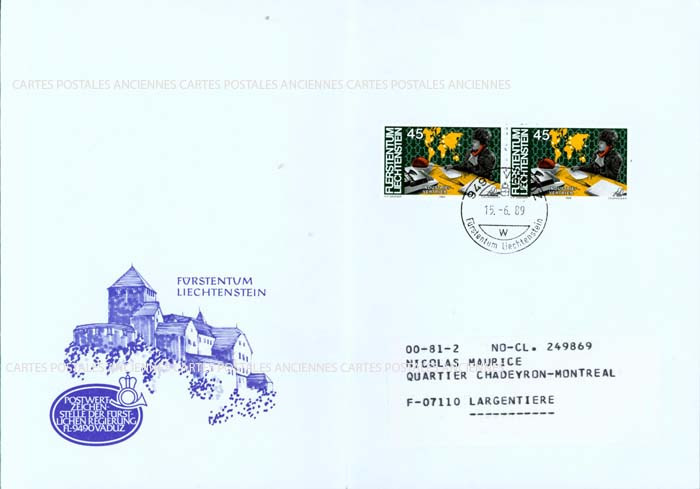 Timbres postes Collection stamps france Postage stamps collection English postage stamps Post stamps lichtenstein