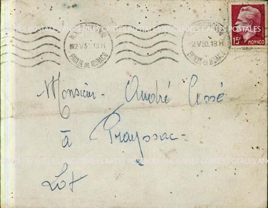 Cartes Postales Anciennes Timbre postaux etranger
