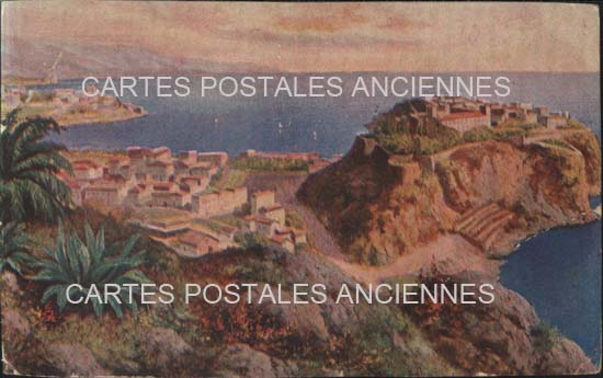 Postcards advertising Divers