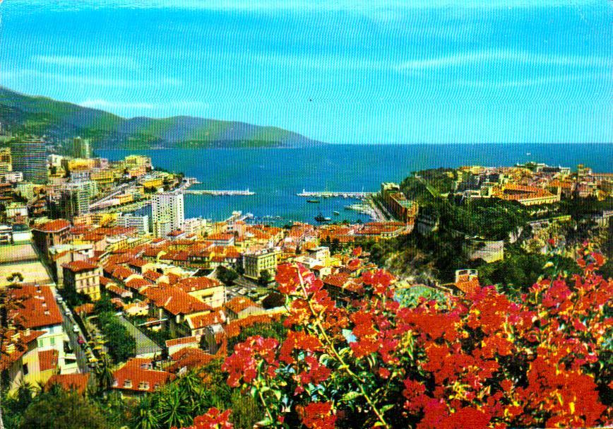 Cartes Postales Anciennes France Monaco