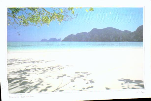 Cartes Postales Anciennes Monde Thailande Phuket