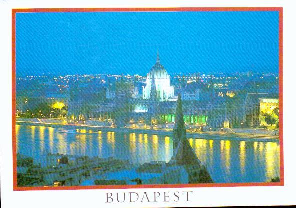 Cartes Postales Anciennes  union européenne Hongrie Budapest