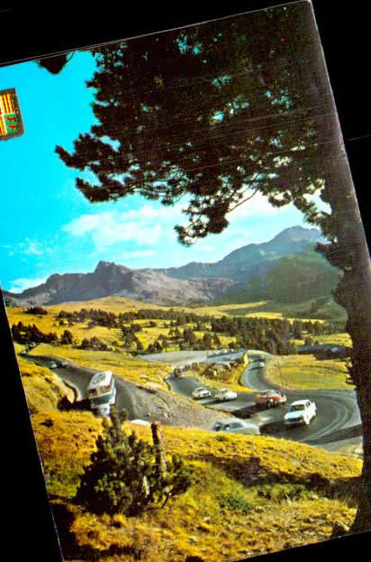 Cartes Postales Anciennes Andorre