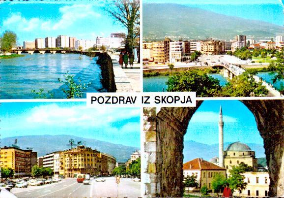 Cartes Postales Anciennes Serbie