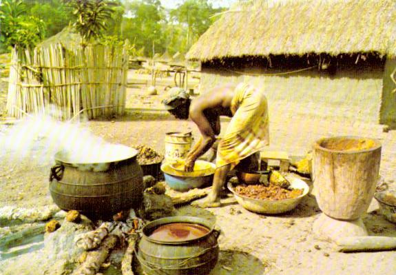 Monde Republic of côte d'ivoire Biankouma