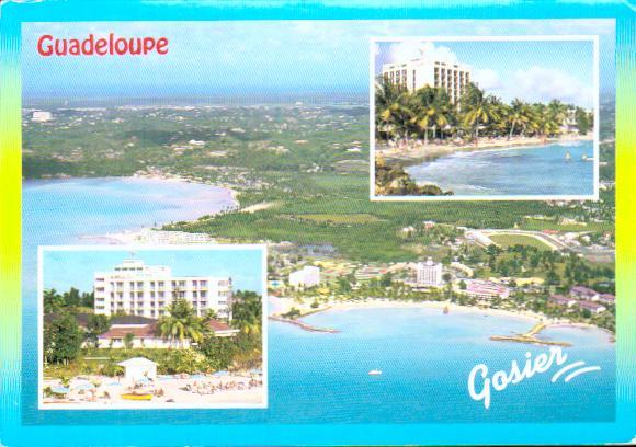 Cartes Postales Anciennes Guadeloupe. Saint françois