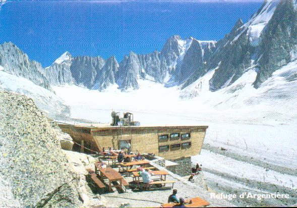 Cartes Postales Anciennes  Chamonix Mont Blanc